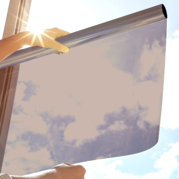 Sonnenschutzfolie SOL-br20X bronze dunkel