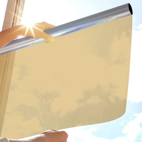Sonnenschutzfolie SOL-go20 gold dunkel