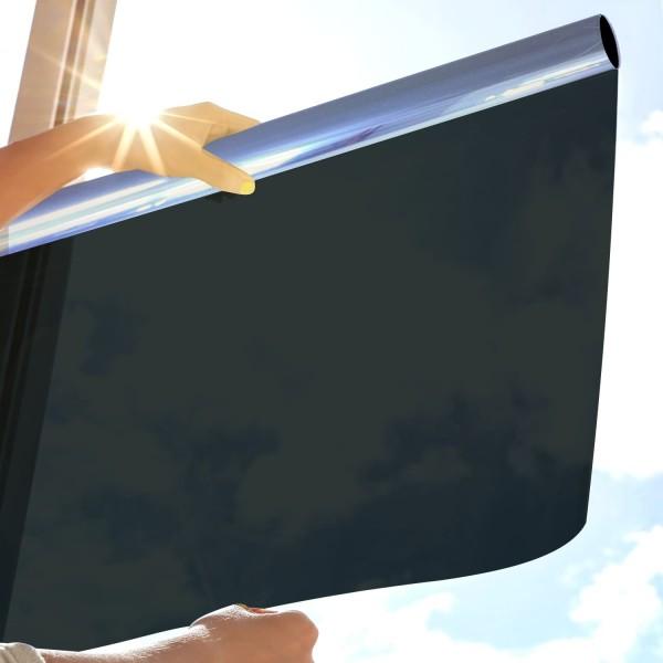 Sonnenschutzfolie SOL-ti07X titan tiefdunkel